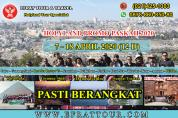 HOLYLAND TOUR INDONESIA 7-18 April 2020 (12 Hari) PROMO PASKAH Mesir - Israel - Jordan + PETRA + Red Sea 5* Resort