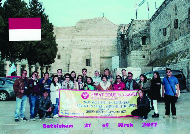 Tour ke Israel Gallery 16-27 Maret 2017 3 holyland_tour_indonesia_3