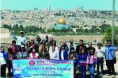 Tour ke Israel Gallery 1224 April 2017 special PERAYAAN PASKAH 2017