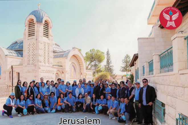 Tour ke Israel Gallery 6 - 13 November 2018  2 tour_holyland_2019